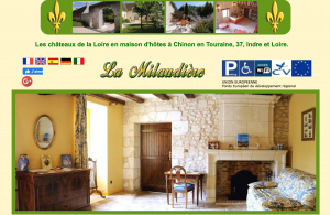 Chambres d'hotes La Milaudiere