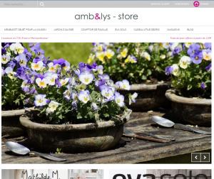 Ambelys-Store : spécialiste décoration