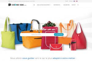 Cabas-sac : sacs publicitaires