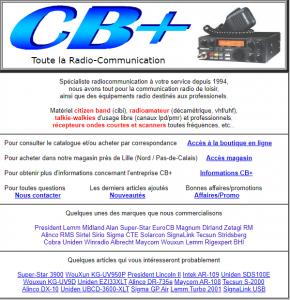 CB+ Radio-Communication