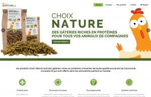 Choix Nature : Produits biologiques et écologiques