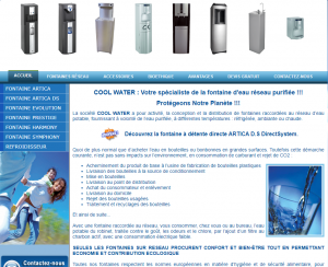 Fontaines Coolwater