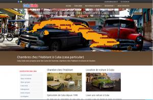 Cuba Linda chambre d'hotes à Cuba