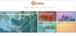 Centralisation de documents -Edillia