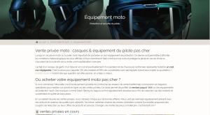 Citymoto.fr le site pour votre 2 roues