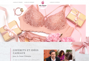 Cadeaux d\'amour et cadeaux romantique Saint Valentin sur idee-cadeaux-saint-valentin.com !
