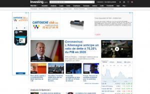 Information Financière et Boursière
