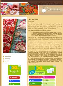 Boutique de broderie et patchwork à Genève
