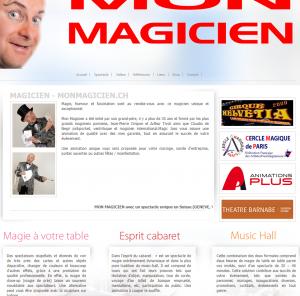 Magicien pour animations, Suisse