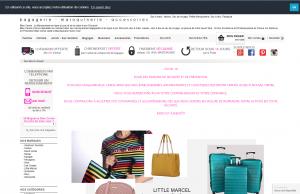 Maroquinerie, article de voyage et accessoires de mode grandes marques