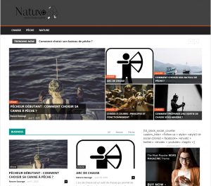 Média Nature. Des milliers de photos et vidéos en rapport avec la pêche, la chasse et la nature.