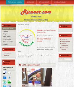 Humour du web – Ricaner.com