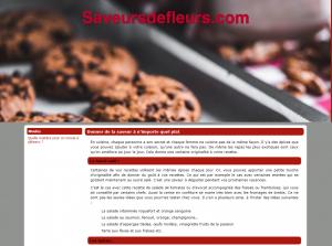 Saveurs de fleurs – votre boutique de fleurs comestibles en ligne