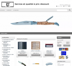 discount couteau