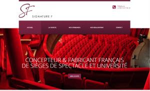 Signature F – Sièges et Fauteuils