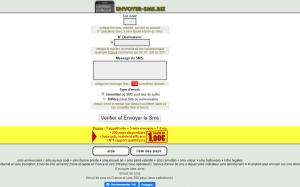 Envoyer-sms service d'envoi de sms discount et sans inscription