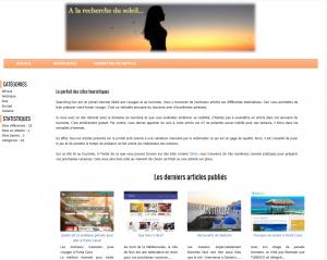Annuaire français sur le tourisme, les vacances et les voyages
