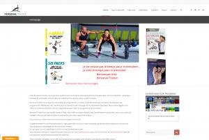 Personal Trainer: gym à domicile, exercices de fitness