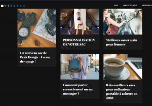 Verybag.fr, le site des sacs fashion