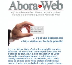 ABORA-WEB CONCEPTION CRÉATION ET RÉFÉRENCEMENT DE SITES INTERNET MONTREAL