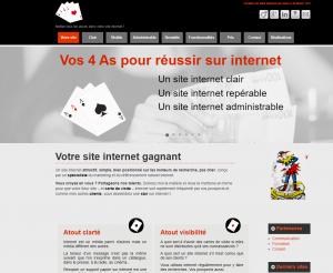 Mon site internet pas cher en CMS