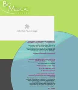 BioMédical Services : La solution en ingénierie biomédical pour les établissements de soins.