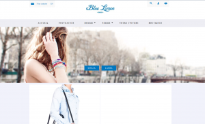 Blue Lemon Paris