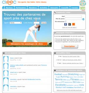 Cleec, la communauté sports et loisirs
