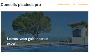 Conseils sur les piscines et leurs équipements
