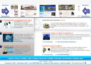 Agence Web Crea2web à Nice