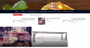 Dynamite Pizza sur bruay la buissière