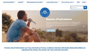 Toutes les réponses à vos questions sur l'eau minérale sont sur eaumineralenaturelle