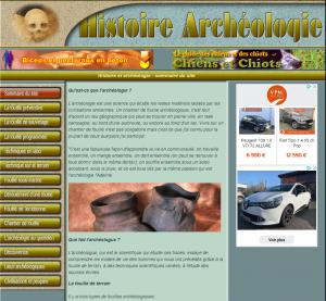 Histoire et archéologie