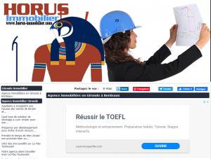 Horus Immobilier Martinique – Agence immobilière