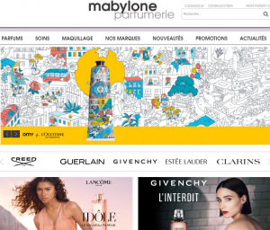 Mabylone parfums