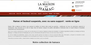 Hamac : le magasin du hamac depuis 1999