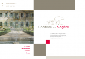 La Mogère : château à Montpellier (Hérault 34)