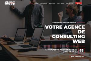 Quality Web, Création de site internet oise