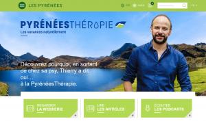 Portail officiel des Pyrénées