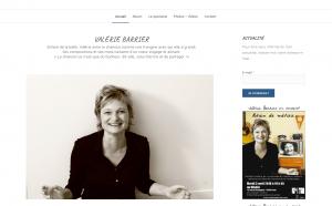 Le site Officiel de Valérie Barrier