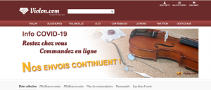 Crystal Lutherie : magasin de lutherie
