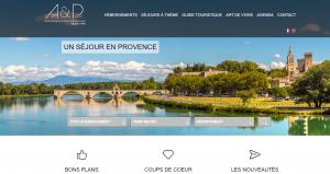 Avignon et Provence – Hébergement et Tourisme en Provence et Côte d'Azur