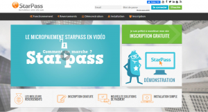 StarPass, votre solution de paiement sécurisé